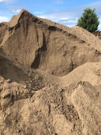 Top quality screened top soil