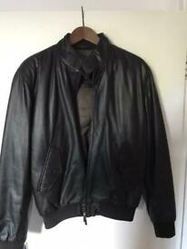 Feraud Leather Jacket