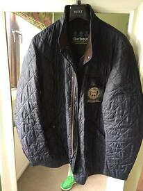 Barbour Polo Club quilted jacket