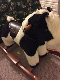 Hamley's rocking horse