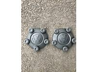 VW Caddy Centre Caps All in good condition All original parts