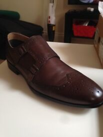 Red Tape Men's Formal Leather Shoes *Never Worn* UK 9