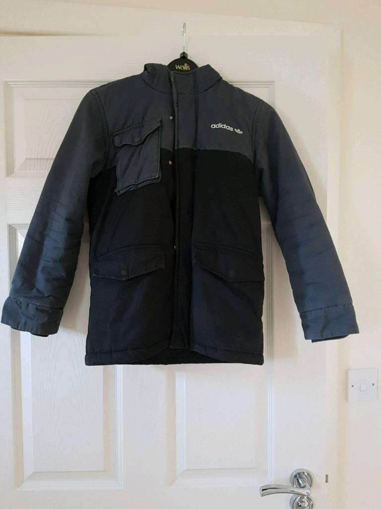 c9b5114f8 Boys Age 9-10yrs Adidas Winter Coat From JD Sports.   in ...