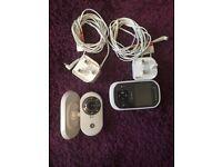 Motorola MBP25 Video Baby Monitor