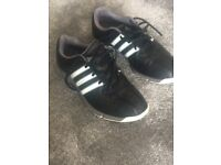 Adidas junior golf shoes 360 traxion as new only wore a few times