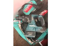 Makita 18v brushless sds