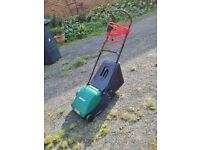 Qualcast Elan 32 cylinder Lawn mower