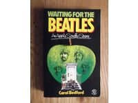 Waiting For The Beatles - An Apple Scruffs Story - by Carol Bedford - First Edition paperback