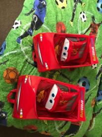 Lightning McQueen Disney Suitcases