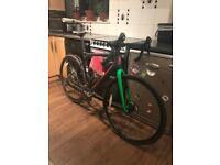 2017 GT Grade Carbon 105 (with Ultegra) Gravel Cyclocross Bike Medium 55cm