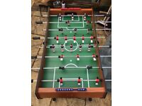Luxury table football table