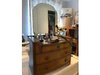 Stunning vintage dressing table