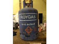 15 kg Roy gas bottle