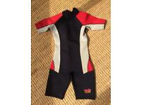 Child's wetsuit age 7-8