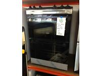 ***NEW Zanussi 60cm wide electric cooker for SALE with 1 year warranty***