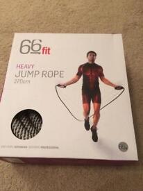 New heavy jump rope