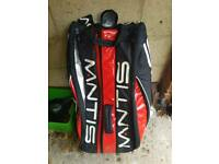 Mantis 12 racket tennis bag