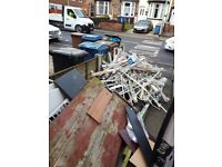 CHEAPEST RUBBISH REMOVAL HOUSE CLEARANCE ANY WASTE SAME DAY SERVICE WOOD BRICKS MAN&VAN FREE QUOTES