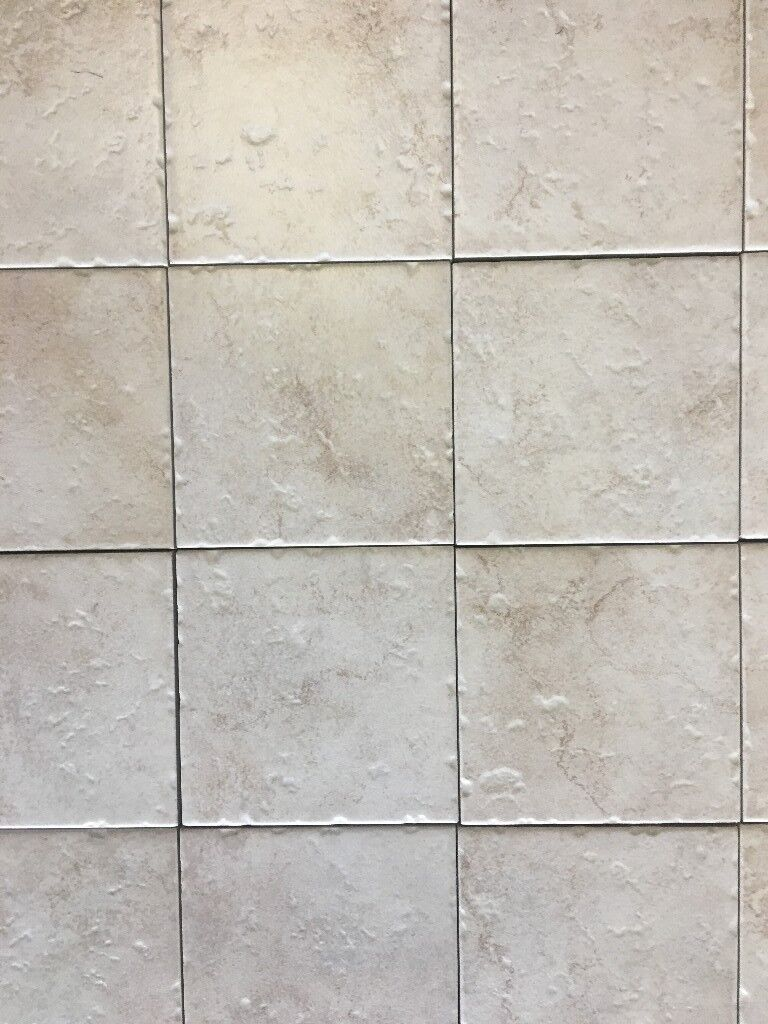 WALL TILES 10cm x 10cm BROWN BEIGE CREAM - Kitchen Bathroom Large ...