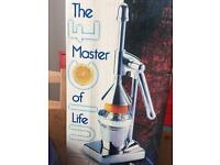 Jumbo Juicer by The Master Of Life
