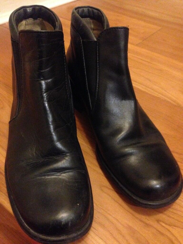 Black boots, Gabor size 4.5 REDUCED