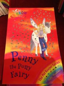 Rainbow Magic Penny the Pony Fairy Book