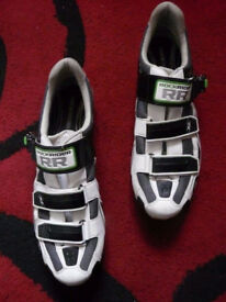 RR XC bike shoes size 10.5 uk 32 eu, excellent condition, MTB, commuter tough comfortable walkable