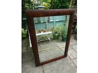 Large Oblong Mirror