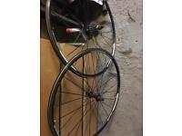 Bontrager race wheelset