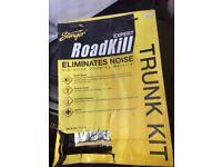 "Sound Deadening Material.Stinger Roadkill Trunk Kit 10 Sheets 12""x 24 20sqft Car Sound depening"
