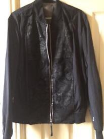 Religion designer bomber jacket