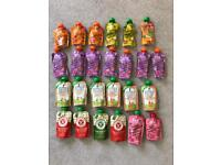 Baby/Toddler food pouches