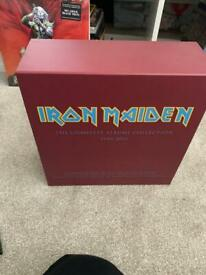 Iron maiden The Complete Albums Collection 1990-2015