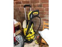 Karcher Power Washer including tap hose