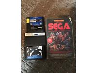 Sega games and book