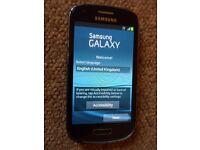 Samsung Galaxy Mini 3 locked to O 2