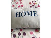 BRAND NEW HOME CUSHION £1 TO CLEAR