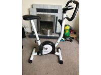 Exercise bike. Hardly used excellent condition