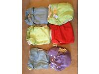 Cloth diapers nappy