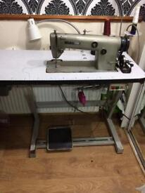 Industril sewing machine
