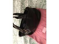 Radley black grab bag