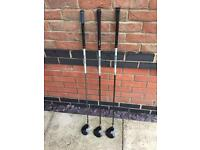Ladies TaylorMade Burner 3,5 & 7 woods right handed