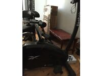 Reebok Exercise Bike, must go today. Must collect. £40