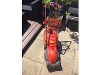 Flymo lawn mower RE320