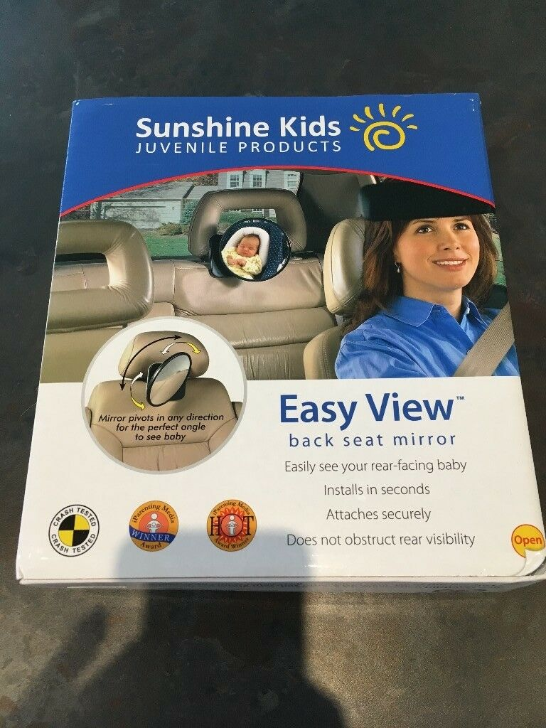 Easy View Mirror For Rear Facing Car Seats