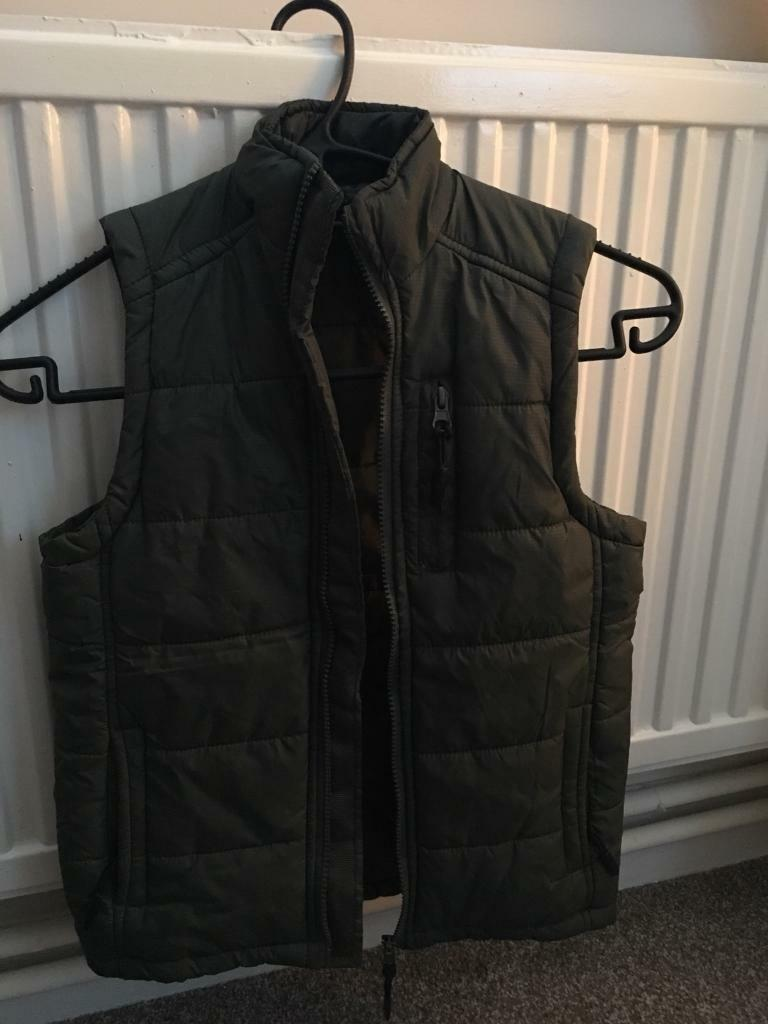Boys body warmer size 6-7 years