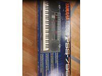 Yamaha portasound pss795 keyboard
