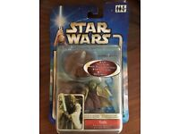 Star Wars Yoda Figure (unopened)