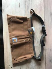 Carhartt tool belt bnwt