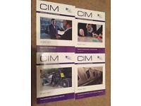CIM Professional Diploma in Marketing Textbooks